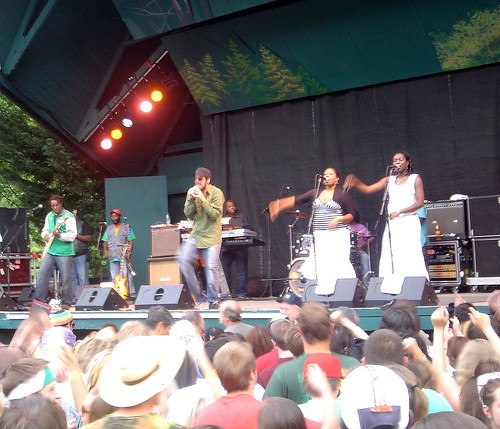 Wailers at Oregon Zoo