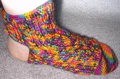 First Socks 10