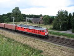ludmilla diesel locomotive (giedje2200loc) Tags: railroad train diesel transport trains locomotive railways railfan trainspotting locomotives trein treinen ludmilla railion intermodal railfanning russenschrek