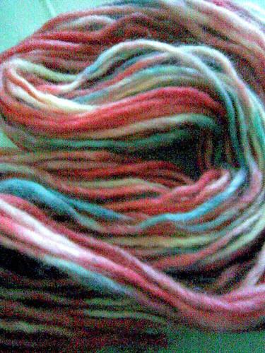 pre dyed yarn