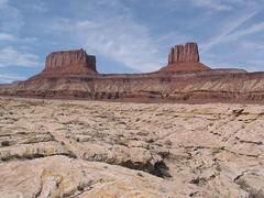 Buttes of the Cross Above Anderson Bottom (Alan Cordova) Tags: geotagged utah canyonlandsnationalpark geo:lat=38363061 geo:lon=11005374
