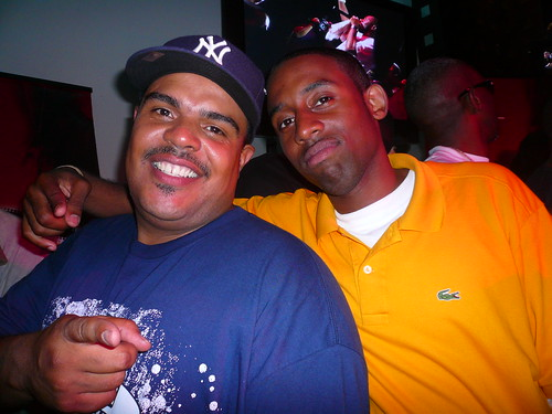 DJ Enuff and fellow Heavyhitter DJ Kast One