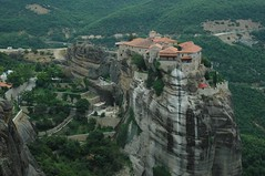 Mountain top Monastery