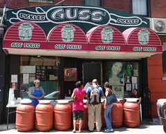 Guss' Pickles by Harris Graber, on Flickr