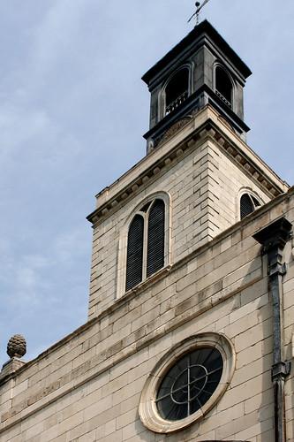 The Church of St. Mary the Virgin, Aldermanbury