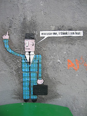 Excuse Me (ChrisCastello) Tags: mural prohibidofijarcarteles