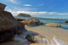 waves (yewenyi) Tags: park beach water nationalpark australia nsw chase newsouthwales np aus palmbeach pittwater barrenjoey kuringgai oceania kuringgaichase kuringgaichasenp kuringgainp barrenjuee