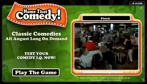 Name That Comedy Game 1