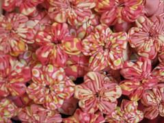 Blütenmeer - Clover Jo-Jo Schablone Rapido