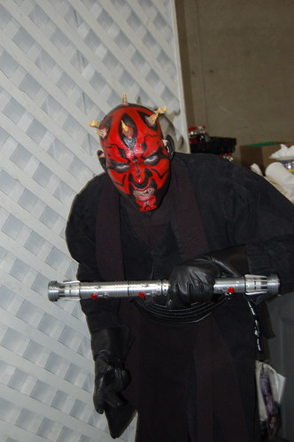 Comic Con 2007: Darth Maul