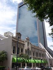 Jacksonville, FL architectural contrast