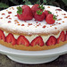 strawberry cream cake 1