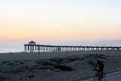 a postcard from Manhattan Beach (youngster) Tags: beach brother manhattanbeach hermosabeach