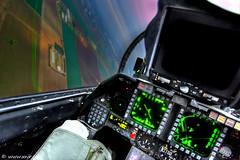 Turn turn... Flying a fast metal bird  Israel Air Force (xnir) Tags: israel israeliairforce iaf aviation idf air force aircraft outdoor defence חילהאווירחיל האוויר israelairforce flight generaldynamics lockheedmartin f16 fightingfalcon falcon viper