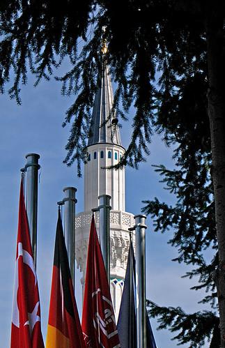 Berlin Türk Şehitlik Camii