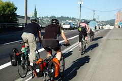 New 10-foot bike lane on SE Madison-2