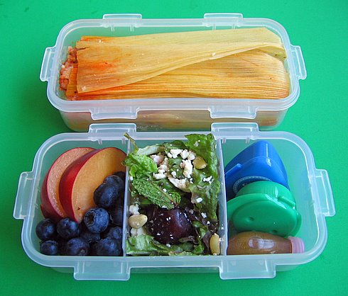 Tamale box lunches