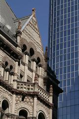 Contrast (Jay:Dee) Tags: toronto architecture contrast buildings oldnew photofaceoffwinner photofaceoffplatinum pfogold