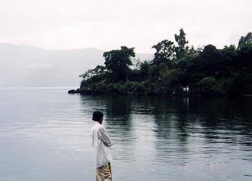 fisherman_Lake Batur