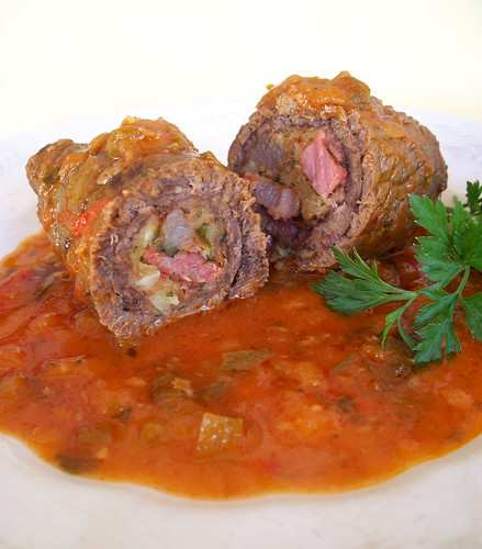 Niños Envueltos | Stuffed Beef Rolls by katiealley on Flickr