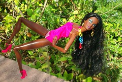 Best  Summer  Legs !!! (napudollworld) Tags: black milan sexy june model top barbie location best muse miss diva mattel aa