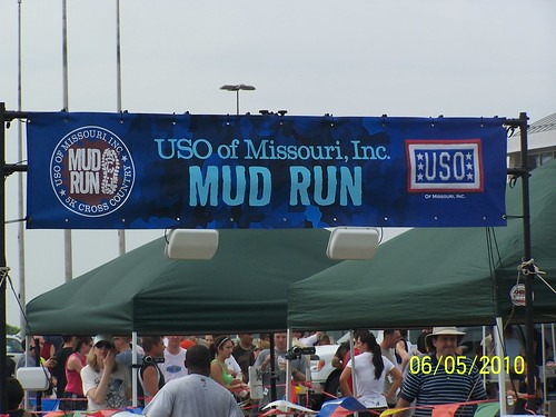 USO 5K Cross country mud run