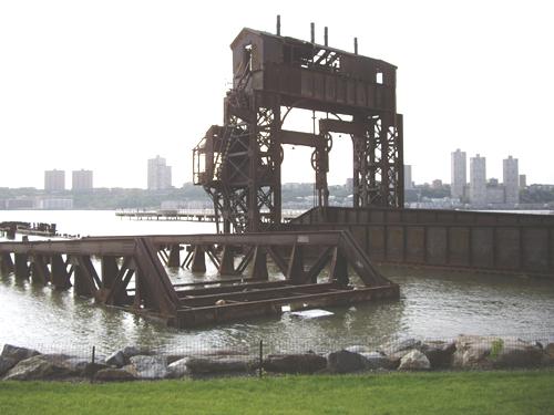 Rail Dock