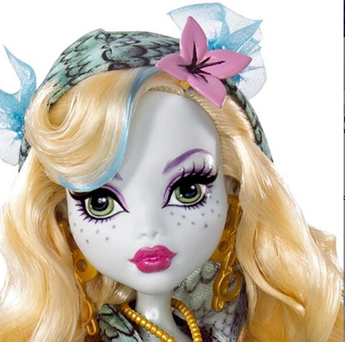 Monster High-Lagoona Blue 3