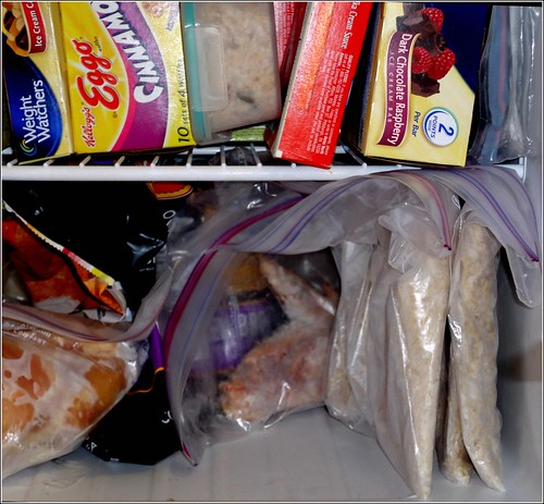 frozen br rice