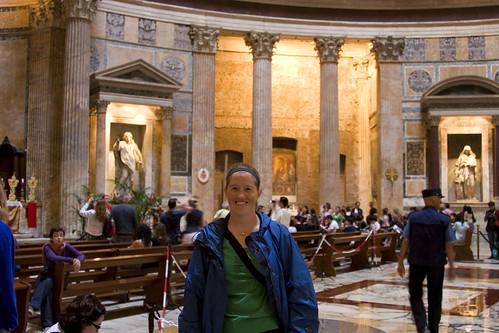 Sarah + Pantheon