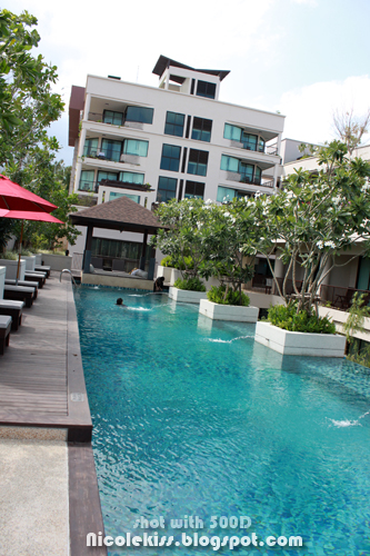 tara mantra swimming pool view 2
