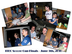 Photos from the ITEC Soccer finals 2010