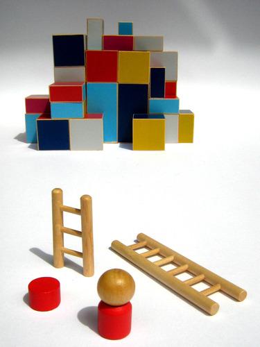 piezas del jugador