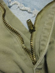 Broken Zipper