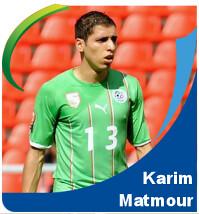 Pictures of Karim Matmour!