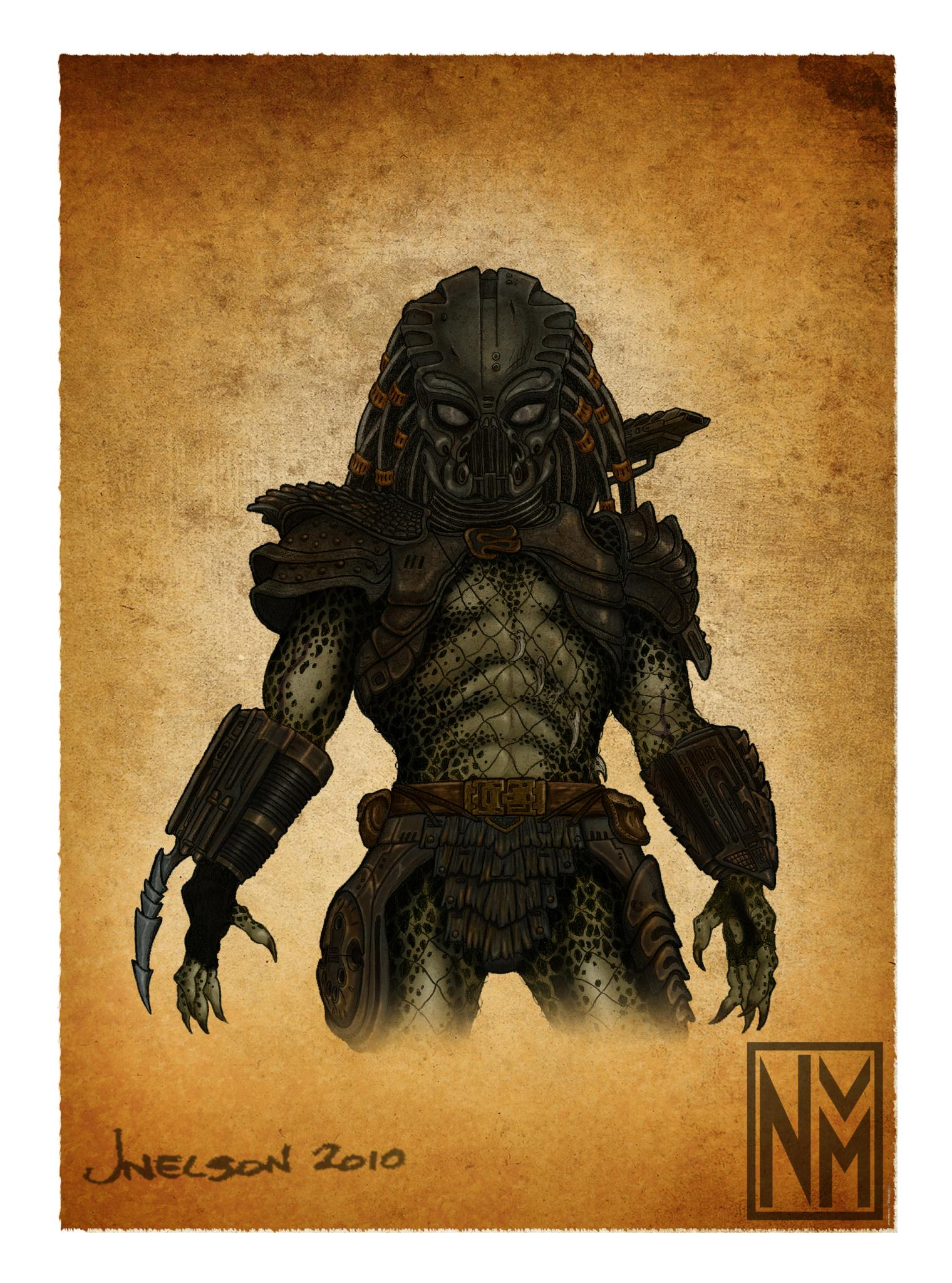 Predator fan art