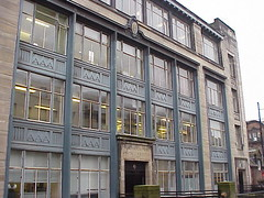 former Dental Hospital, Glasgow