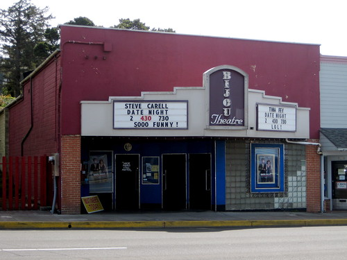 Movie Theaters near the Sea Gypsy