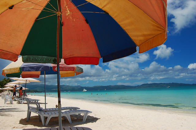 SHADES OF COLOR (Boracay Island, Philippines)