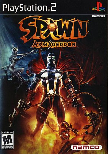 Download DOWNLOAD Spawn Armageddon [PS2]