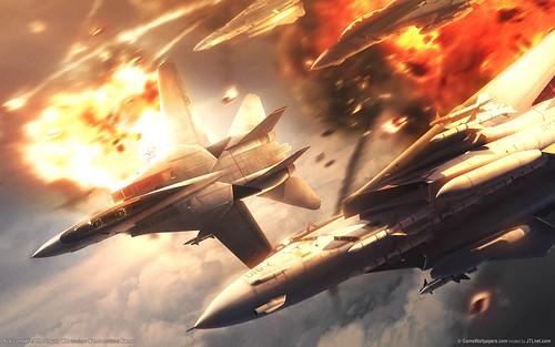 Ace Combat 5: Unsung War Wallpaper 2