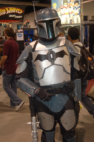 Comic Con 2007: Bat -Mandalorian