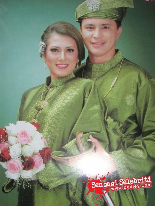 gambar perkahwinan vie shanti eizlam yusof