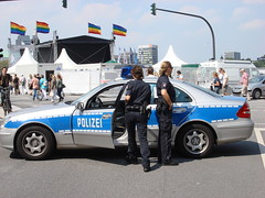 Police (individual8) Tags: germany hamburg police august 2007