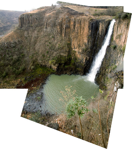 Howick Falls Montage