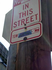 Towed (One.Eyed.Fee) Tags: streetart philadelphia uwp