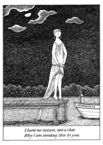 EdwardGorey / Jennine Jacob
