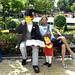 Io ed Hans Christian Legolandersen