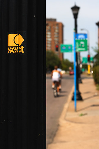 SECT Sticker Uptown 3592