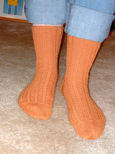 Hedgerow socks!